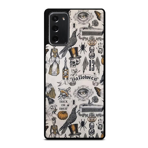 Trick Or Treat Halloween Samsung Galaxy Note 20 Case