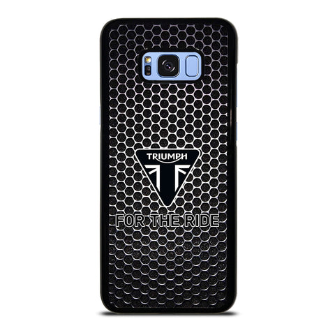 Triumph For The Ride Logo Samsung Galaxy S8 Plus Case