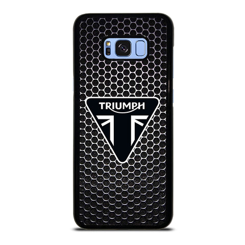Triumph Motorcycle Logo Samsung Galaxy S8 Plus Case