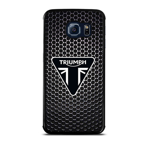 Triumph Motorcycle Logo Samsung Galaxy S6 Edge Case