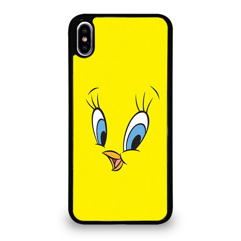 Tweety Bird Character iPhone XS Max Case