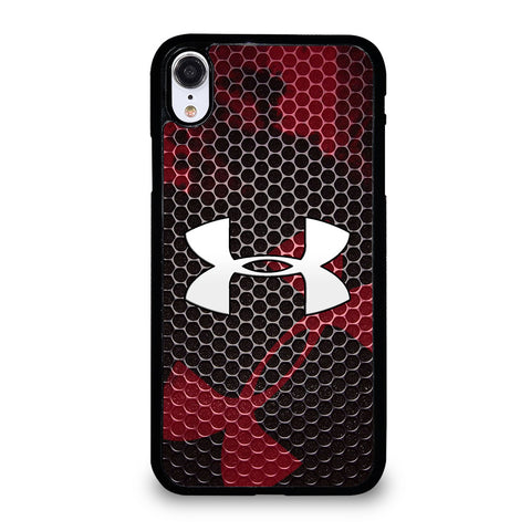 UNDER ARMOUR BACKGROUND iPhone XR Case