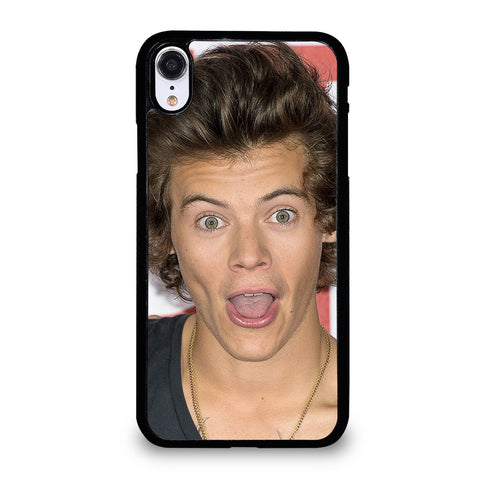 UNIQUE HARRY STYLES iPhone XR Case