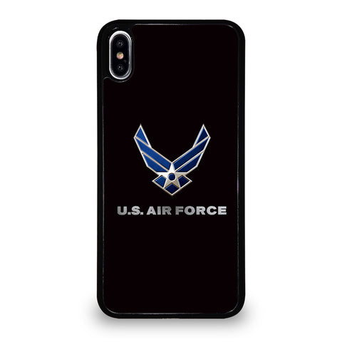 US Air Force Logo iPhone XS Max Case