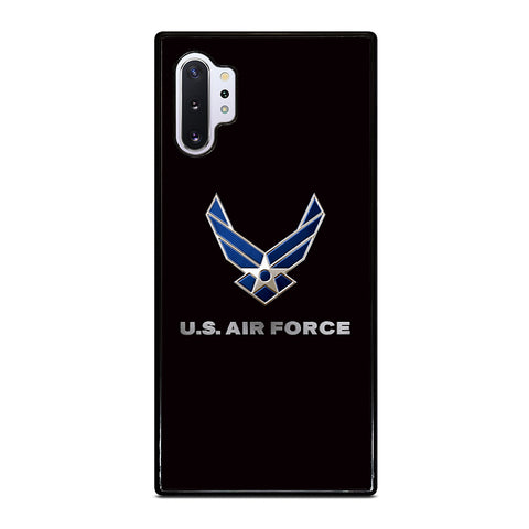 US Air Force Logo Samsung Galaxy Note 10 Plus Case