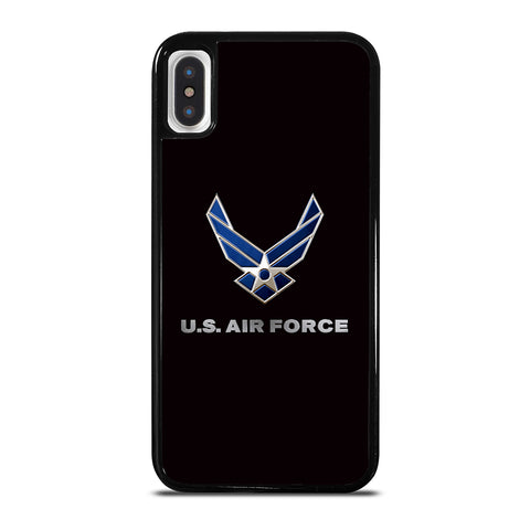 US Air Force Logo iPhone X / XS Case