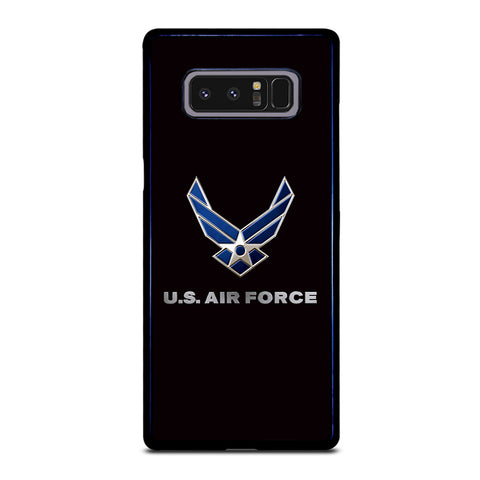 US Air Force Logo Samsung Galaxy Note 8 Case