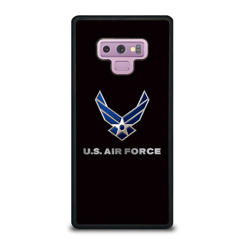 US Air Force Logo Samsung Galaxy Note 9 Case