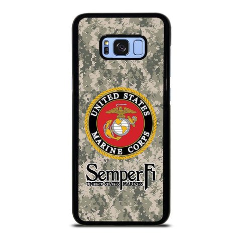 USMC US Marine Corps Samsung Galaxy S8 Plus Case
