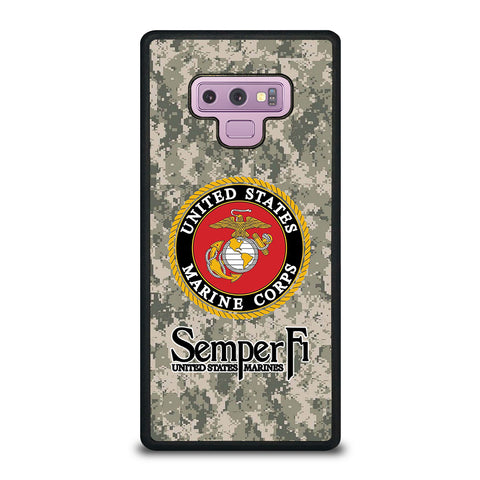 USMC US Marine Corps Samsung Galaxy Note 9 Case