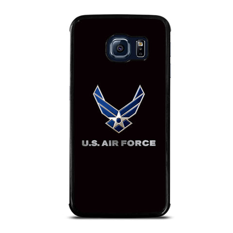 US Air Force Logo Samsung Galaxy S6 Edge Case