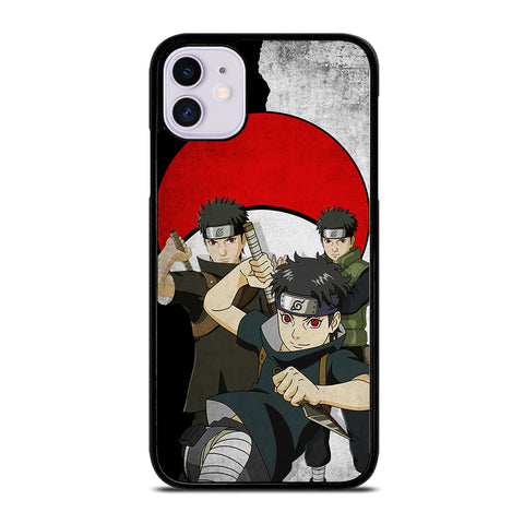 Uchiha Shisui Naruto Action iPhone 11 Case