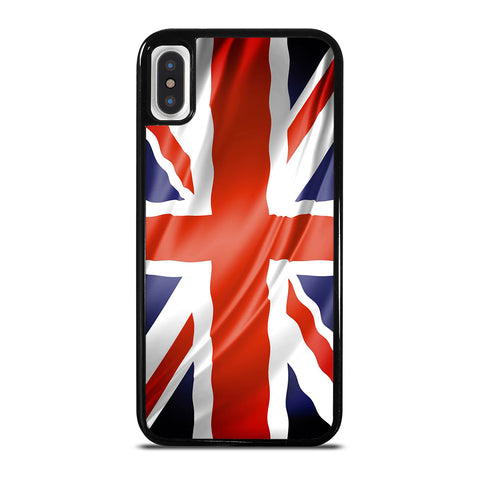 Union Jack UK iPhone X / XS Case