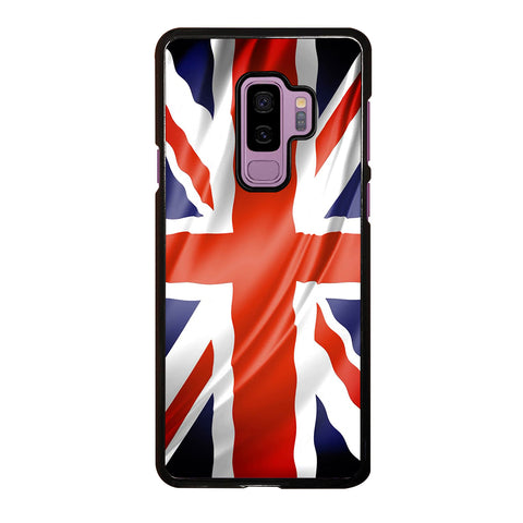 Union Jack UK Samsung Galaxy S9 Plus Case