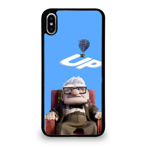 Up Frederickson Cartoon iPhone XS Max Case
