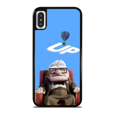 Up Frederickson Cartoon iPhone X / XS Case