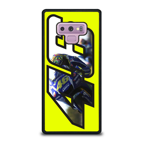 VALENTINO ROSSI THE DOCTOR 46 Samsung Galaxy Note 9 Case