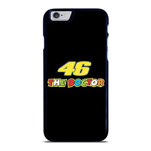 VR46 THE DOCTOR BLACK iPhone 6 / 6S Case