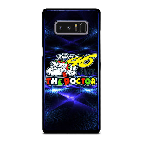 VR46 THE DOCTOR FIAT Samsung Galaxy Note 8 Case