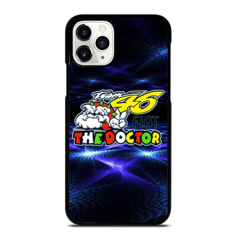 VR46 THE DOCTOR FIAT iPhone 11 Pro Case