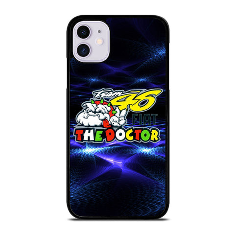 VR46 THE DOCTOR FIAT iPhone 11 Case