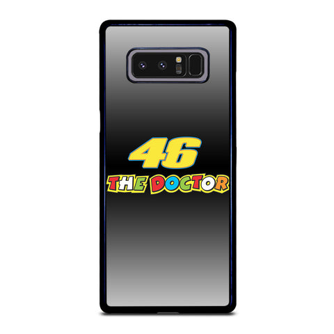 VR46 THE DOCTOR Samsung Galaxy Note 8 Case
