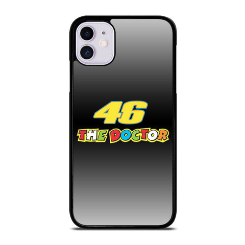 VR46 THE DOCTOR iPhone 11 Case