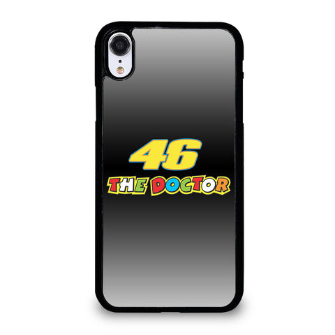 VR46 THE DOCTOR iPhone XR Case