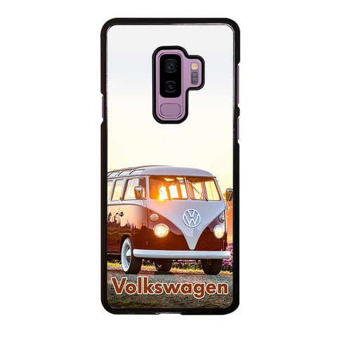 VW Volkswagen Van Samsung Galaxy S9 Plus Case