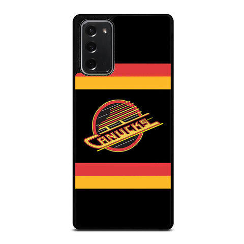 Vancouver Canucks Retro Samsung Galaxy Note 20 Case