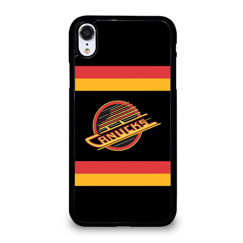 Vancouver Canucks Retro iPhone XR Case