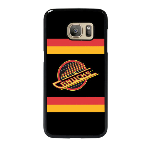 Vancouver Canucks Retro Samsung Galaxy S7 Case