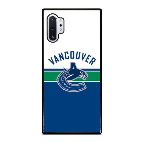 Vancouver Canucks Style Samsung Galaxy Note 10 Plus Case