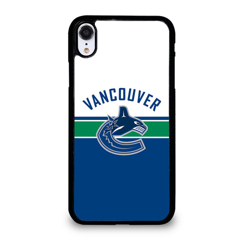 Vancouver Canucks Style iPhone XR Case