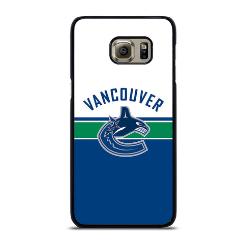 Vancouver Canucks Style Samsung Galaxy S6 Edge Plus Case