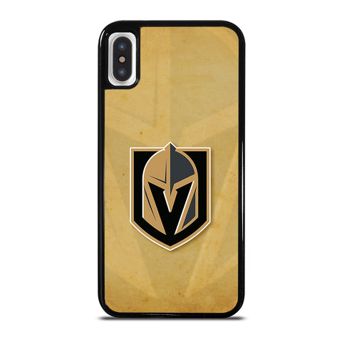 Vegas Golden Knight NHL Logo iPhone X / XS Case