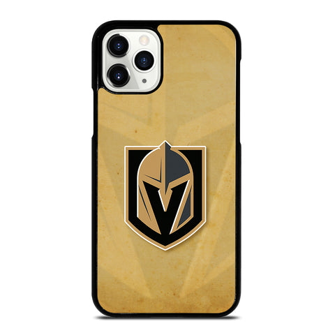 Vegas Golden Knight NHL Logo iPhone 11 Pro Case