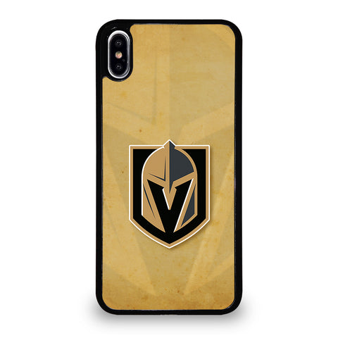 Vegas Golden Knight NHL Logo iPhone XS Max Case