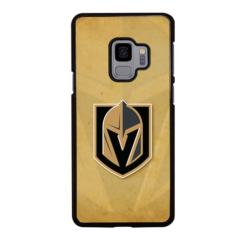 Vegas Golden Knight NHL Logo Samsung Galaxy S9 Case