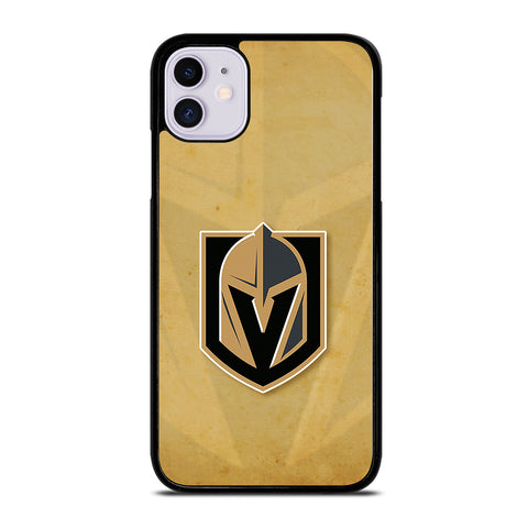 Vegas Golden Knight NHL Logo iPhone 11 Case