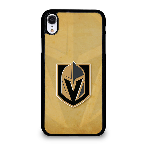 Vegas Golden Knight NHL Logo iPhone XR Case