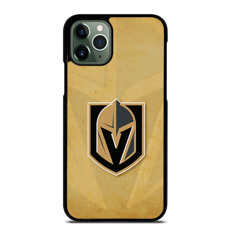Vegas Golden Knight NHL Logo iPhone 11 Pro Max Case