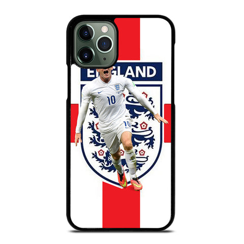 WAYNE ROONEY FOR ENGLAND iPhone 11 Pro Max Case