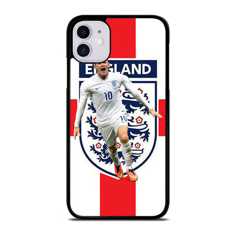 WAYNE ROONEY FOR ENGLAND iPhone 11 Case