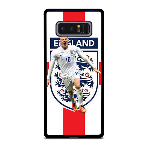 WAYNE ROONEY FOR ENGLAND Samsung Galaxy Note 8 Case