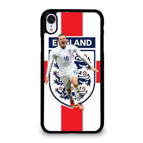 WAYNE ROONEY FOR ENGLAND iPhone XR Case