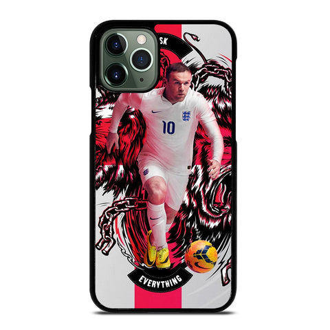 WAYNE ROONEY THE LEGEND iPhone 11 Pro Max Case