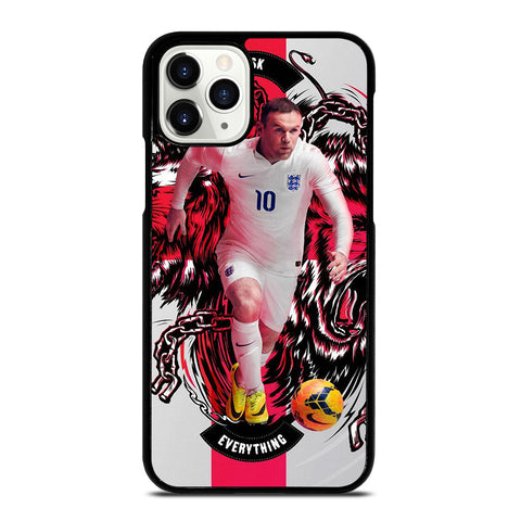 WAYNE ROONEY THE LEGEND iPhone 11 Pro Case