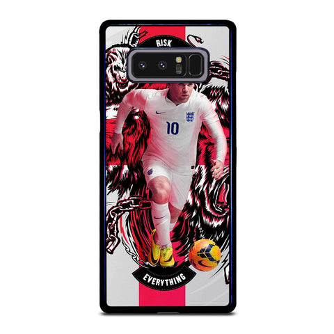 WAYNE ROONEY THE LEGEND Samsung Galaxy Note 8 Case