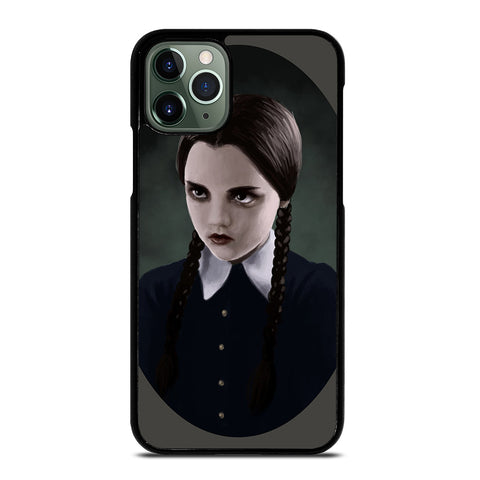WEDNESDAY ADDAMS MIROR iPhone 11 Pro Max Case